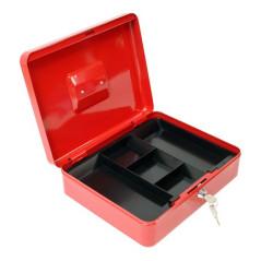 Pokladnička GKG červená 30 x 24 x 9 cm