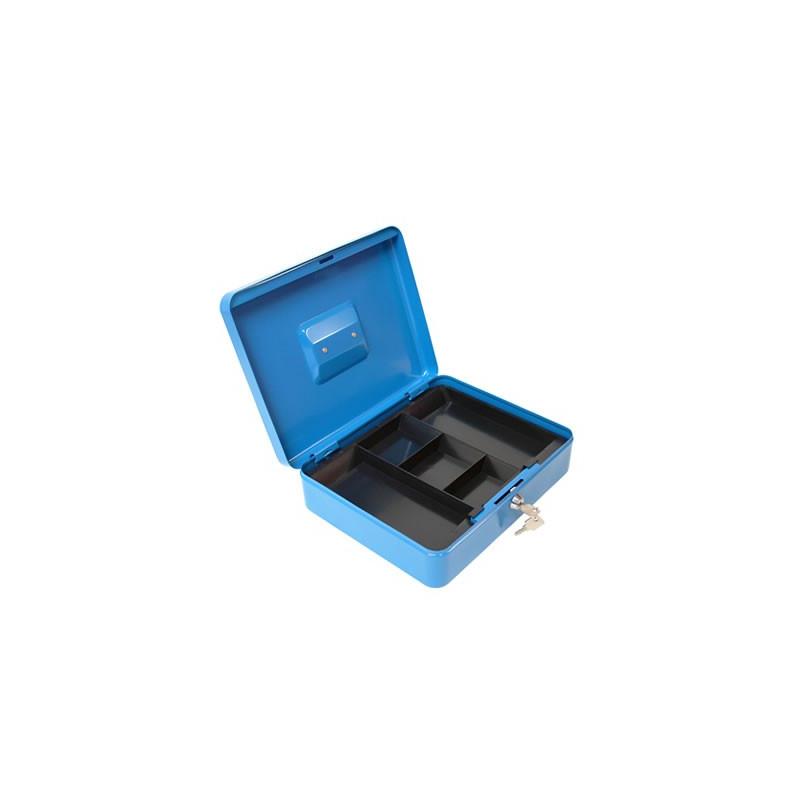 Pokladnička GKG modrá 30 x 24 x 9 cm