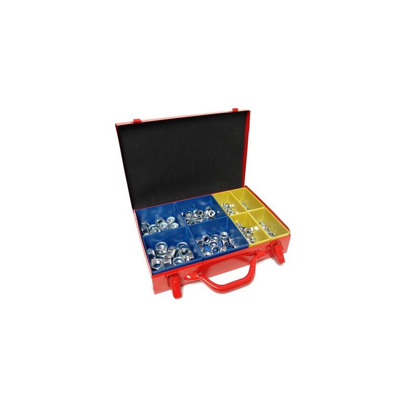 Matice v kov. kufríku samopoistné šesťhr. 340 ks