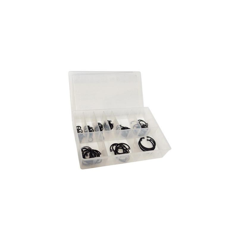 Set bezpečnostných prstencov - 98-dielny