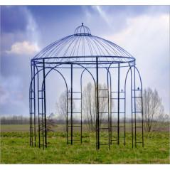 DEMA Kovový záhradný pavilón Exclusive