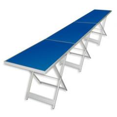 Sklápací stôl výškovo nastaviteľný