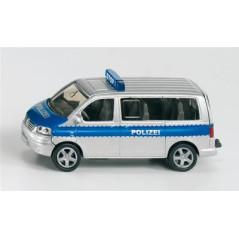 Siku policajné prepravné auto