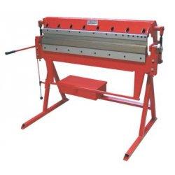 Otočný ohýbací stroj W1,5x1050
