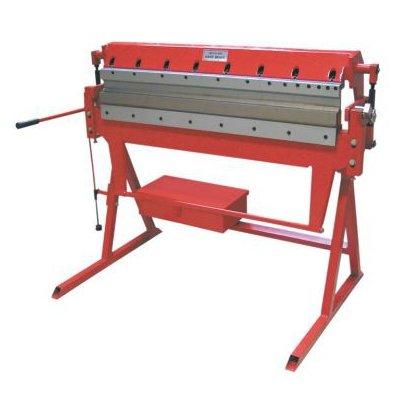 Otočný ohýbací stroj w 1,5 x 1050