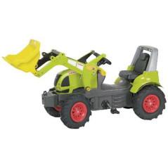 Rolly Toys Claas Arion s prednou radlicou