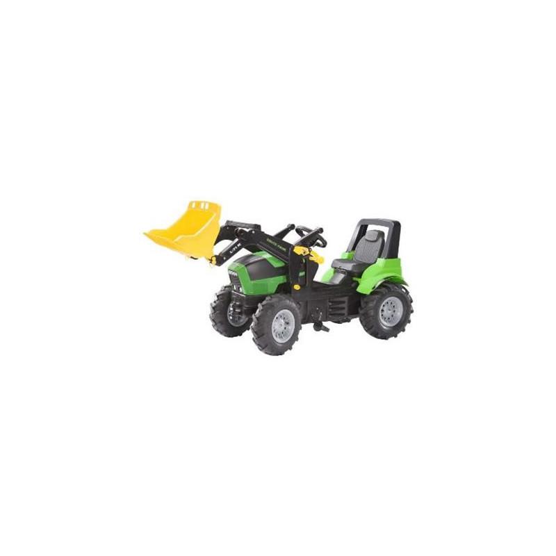 Agrotron s prednou radlicou Rolly Toys Deutz X720