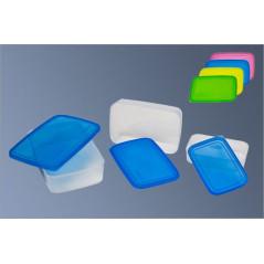 Set plastových dóz 3 ks