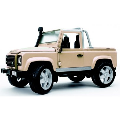 Bruder Land Rover Defender Pickup