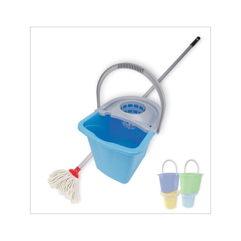 Mop umývací s vedrom, 15 l