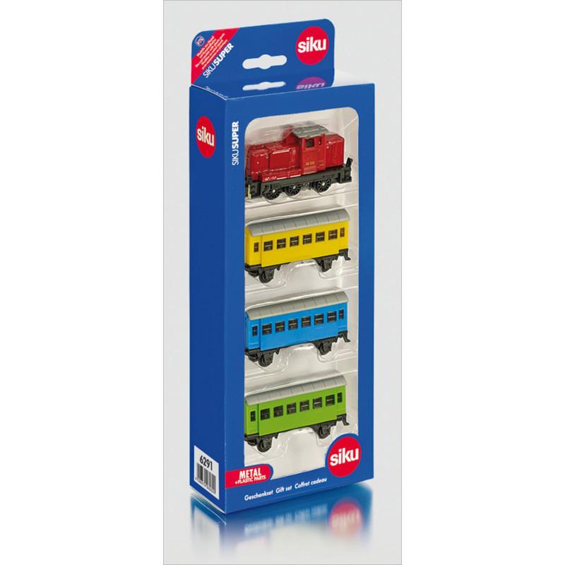 Siku darčekový set železnice 6291