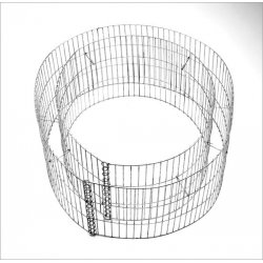 DEMA Gabionový kruh 90 cm