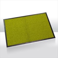 DEMA Rohožka 60x90 cm Twister, zelená