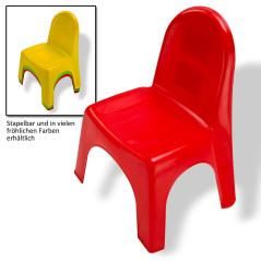 Detská plastová stolička DEMA