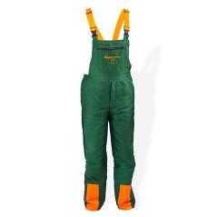Ochranné protiporezné nohavice ECO XL