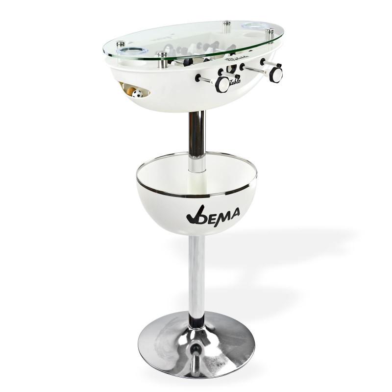Stôl barový Vegas so stolným futbalom