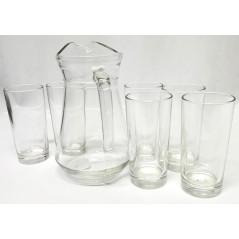 Sada džbán + 6 pohárov