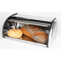 Nerezový chlebník Rufus