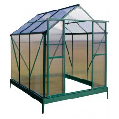 DEMA Hliníkový skleník 4,5 m2