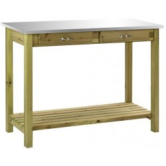 Záhradnícky stôl PT 114x52x86 cm