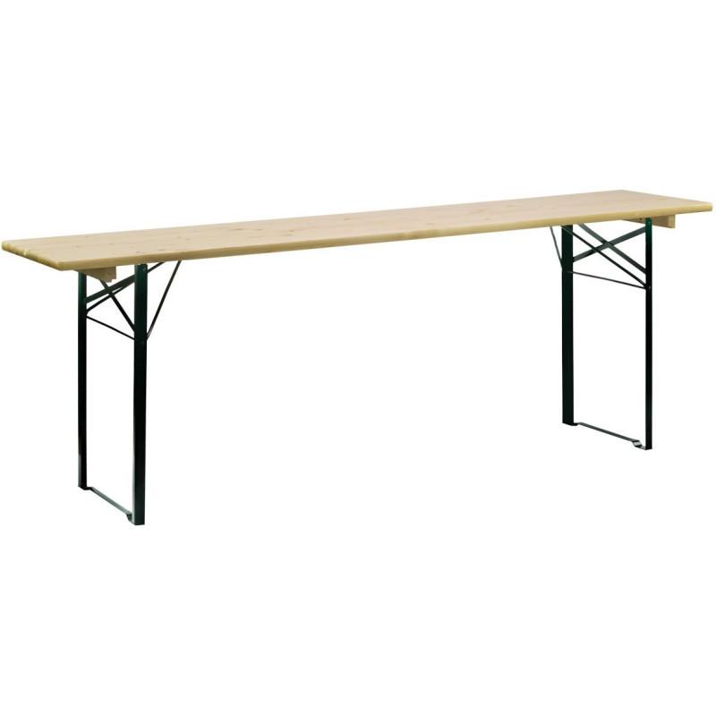 Stôl záhradný 220 x 50 cm