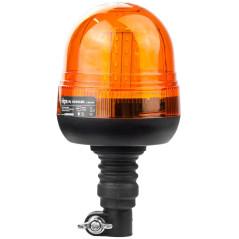 DEMA Výstražný maják 12 V LED40, oranžový