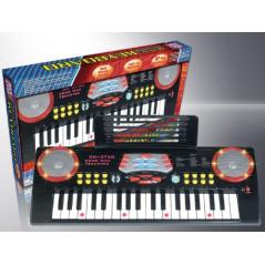 Keyboard s osvetlením