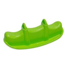 Detská hojdačka zelená