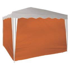 Bočné steny na párty stan oranžové