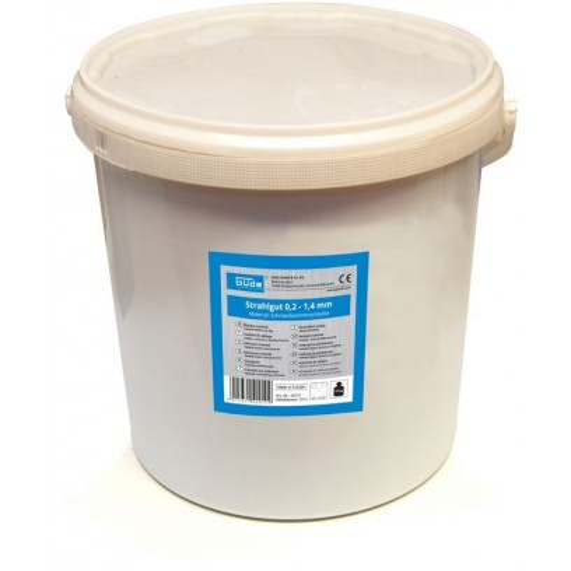 Materiál pieskovací 0,2 - 1,4 mm