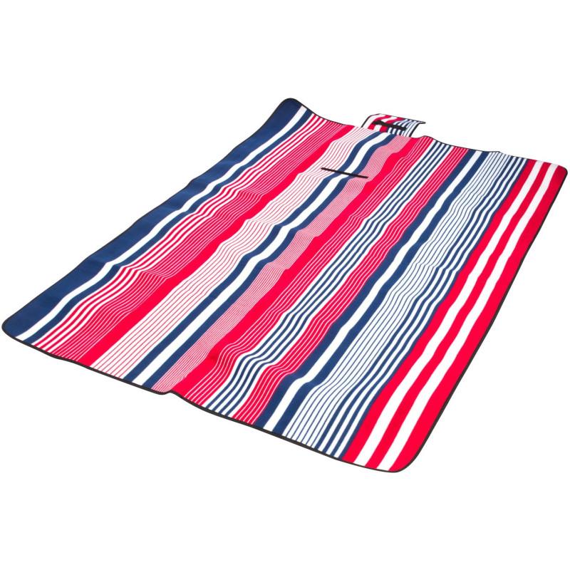 Deka piknik pásikavá, 190 x 130 cm
