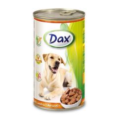 Konzerva Dax- pes hydina