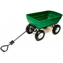 Ručný výklopný vozík 130 L