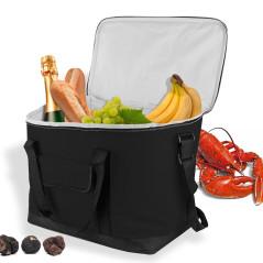 DEMA Chladiaca taška CoolBag 32 L, čierna