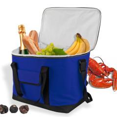 Chladiaca taška 32 l modrá