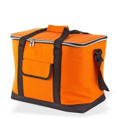 Taška chladiaca 32 l oranžová
