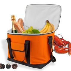 DEMA Chladiaca taška CoolBag 32 L, oranžová