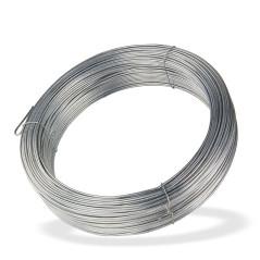 DEMA Viazací napínací drôt pozinkovaný 2,5 mm, dĺžka 125 m, 5 kg