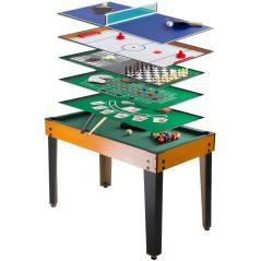 DEMA Multifunkčný hrací stôl Multi 13v1