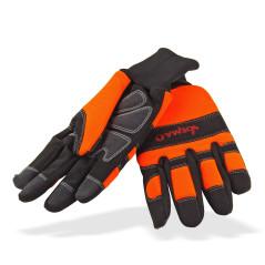 DEMA Protiporézne pracovné rukavice Kufstein Class1 DIN EN 381, veľkosť 10