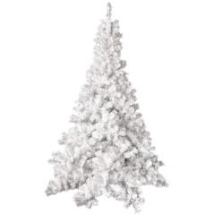 Stromček vianočný biely, 110 x 180 cm