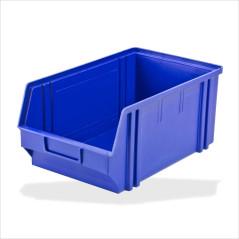 Krabica na súčiastky 20,5 x 33,5 x 15 cm, modrá