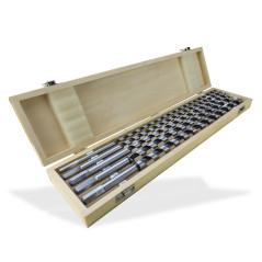 Vrtáky do dreva, 5-dielny set