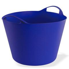 DEMA Flexibilné vedro 42 L, modré