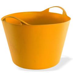 ArtPlast Multifunkčný flexibilný kôš 42 litrov, oranžový