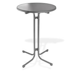 Sklápací stolík antracit