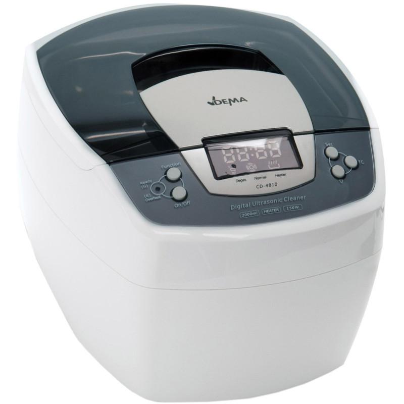 Čistič ultrazvukový digitálny s ohrevom 2 l