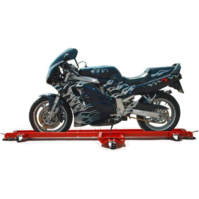 Rampa nájazdová na motocykle do 567 kg