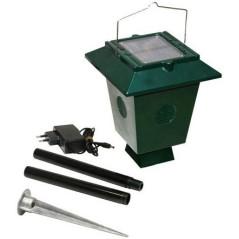 DEMA Solárny odpudzovač vtákov VS 1500