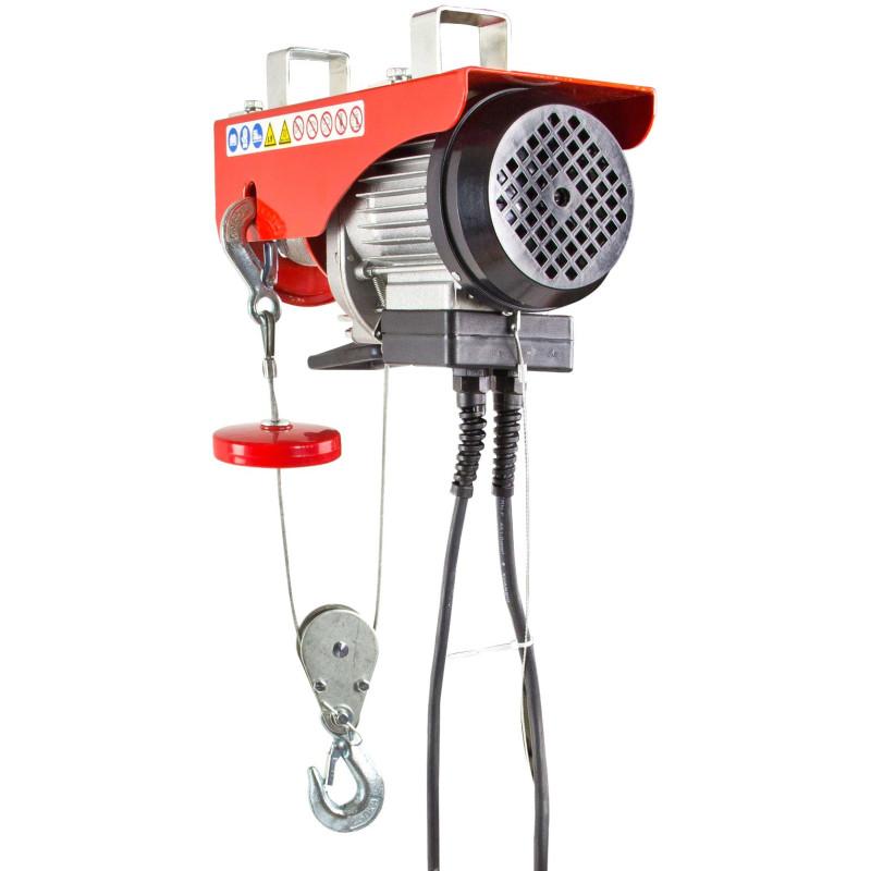 Naviják elektrický lanový DES 125 / 250